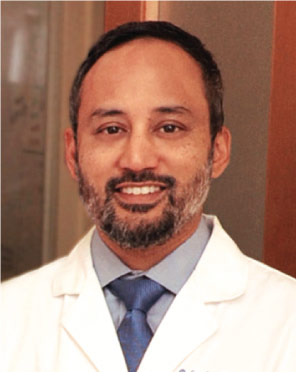 Dr Rabindra Watson